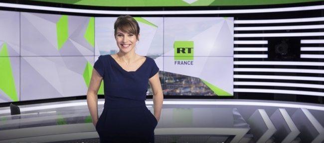 Pudeurs de gazelles autour de RT TV, la nouvelle chaîne russe en français.