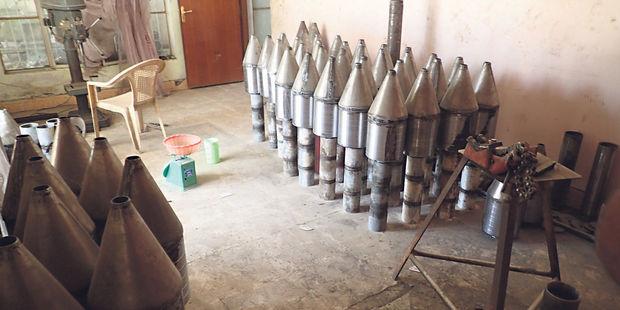 Quand du sucre français sert à fabriquer des roquettes de Daech en Syrie