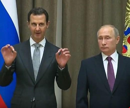 Valsez, mensonges à propos de « notre victoire en Syrie » !