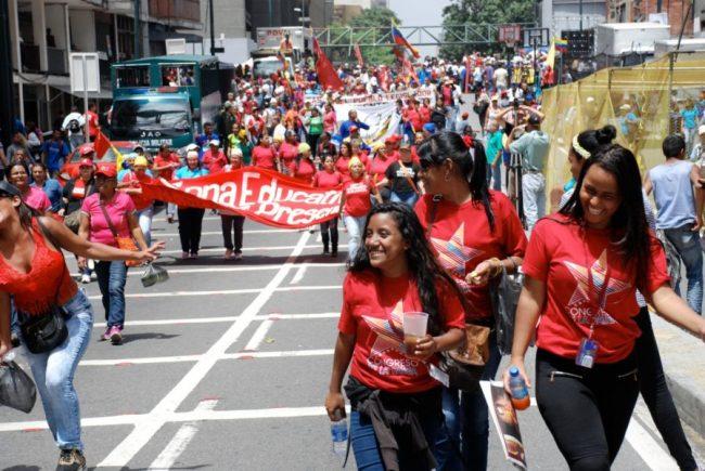 Venezuela : l'épouvantail agité par l'Occident