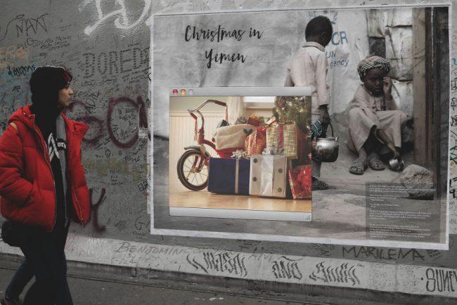 Igor Dobrowolski nous fait visiter le Yémen pendant Noël - Photos
