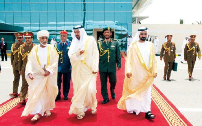 Abu Dhabi voudrait-elle se débarrasser du sultan d'Oman ?