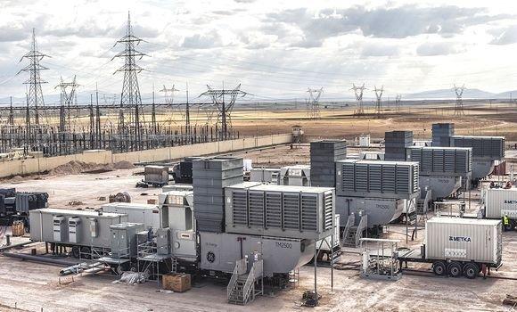 150 milliards de dollars déjà investis dans les centrales électriques en Algérie