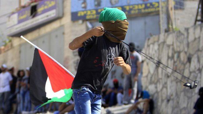 Palestine : Les enfants des pierres