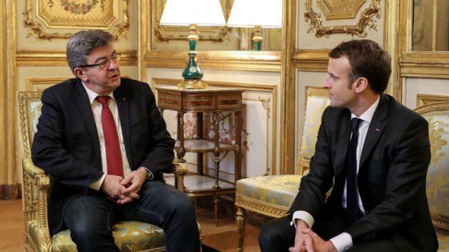 Fake news : «Pourquoi ne pas faire confiance aux gens eux-mêmes ?», Mélenchon interpelle Macron