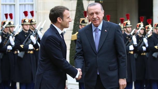 Syrie : Un néo-tandem franco-turc ?