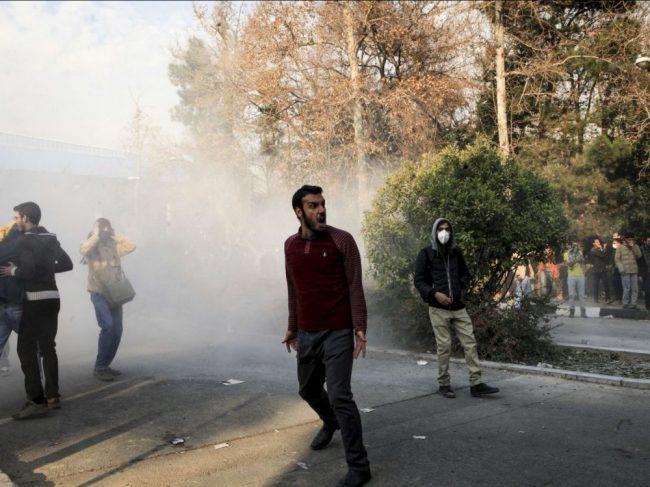 Iran - Le soutien américain anticipé aux émeutiers vise un plan plus large