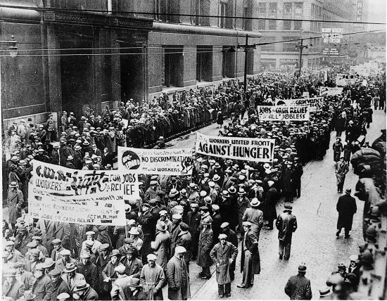 La Grande Dépression des années 1930 était une crise énergétique