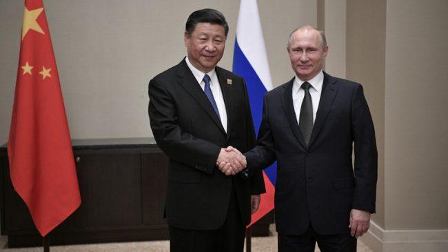 La poussée du commerce russo-chinois met la pression sur le pétrodollar