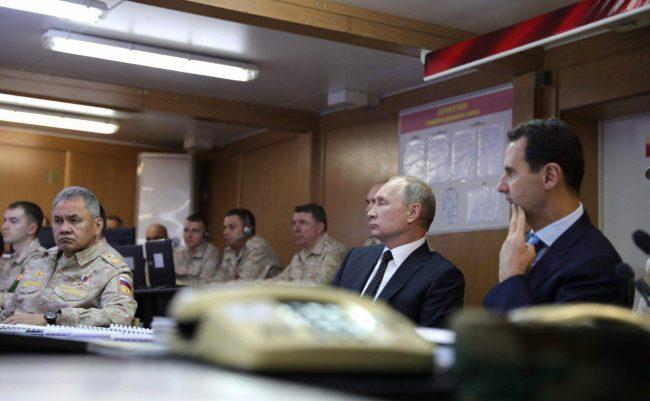 La Russie impose de nouvelles règles d'engagement à Israël et aux USA en Syrie