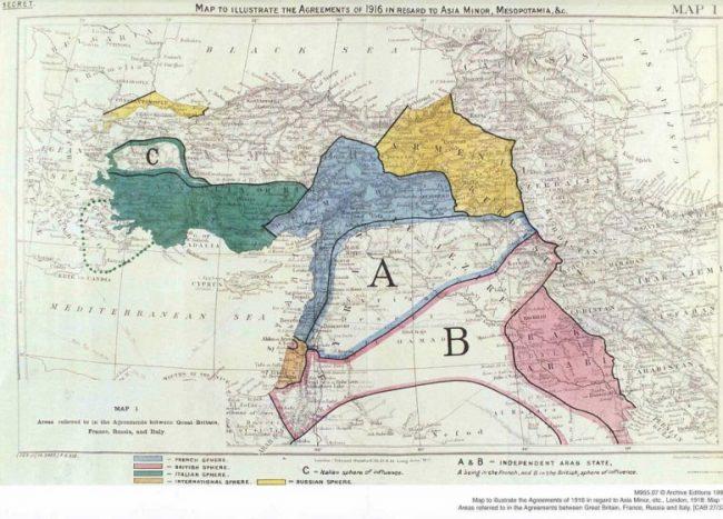 Le Mic Mac de la France dans son projet de création d'un État sous contrôle kurde à Raqqa en Syrie.