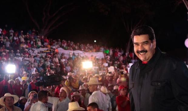 Venezuela - Les douze victoires du président Maduro