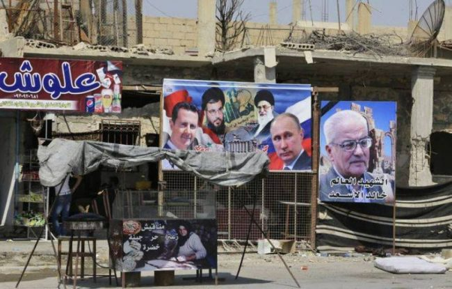 Géopolitique : Quel visage pour la Syrie de demain ?