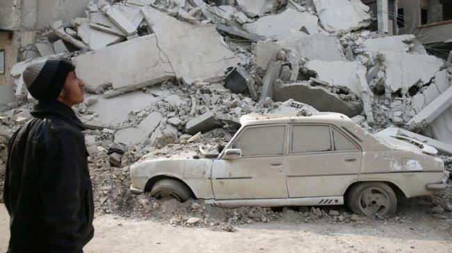 Accusations d'attaques au chlore en Syrie : Florence Parly concède n'avoir ni preuve ni certitude