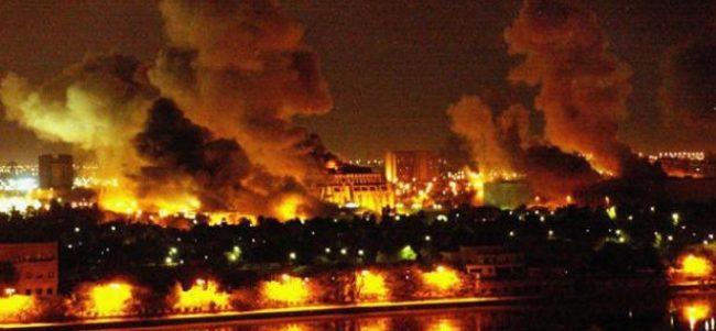 Reconstruire l'Irak, après avoir contribué à le détruire ?