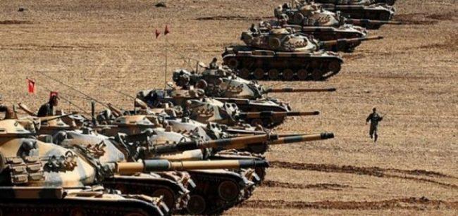 Les USA dans l'impasse au nord de la Syrie