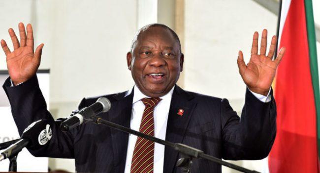 Afrique du Sud : un gouvernement fort, de transition et de compromis