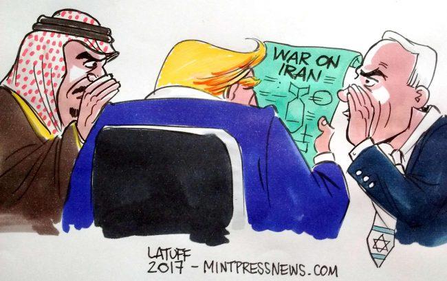 Le chien de guerre américain veut mordre. Mais quoi et comment ?