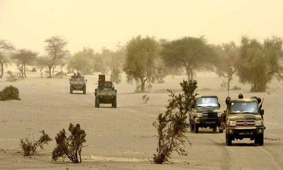 G5 Sahel : les progrès sur le terrain