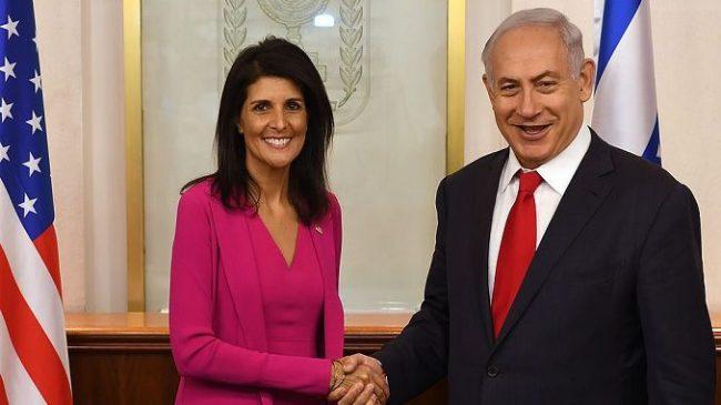 Nikki Haley : la honte des États-Unis à l'ONU