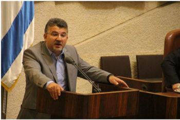 Scènes de la démocratie parlementaire, à la sauce sioniste…
