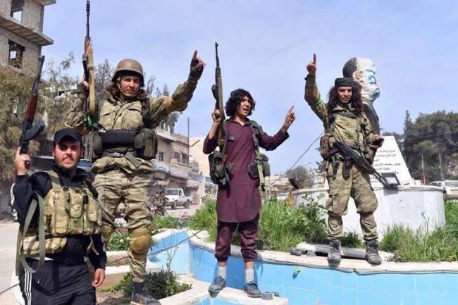 Afrin/Syrie : questions sur une défaite annoncée