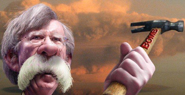 John Bolton à la Sécurité Nationale : maintenant vous pouvez paniquer (Slate)