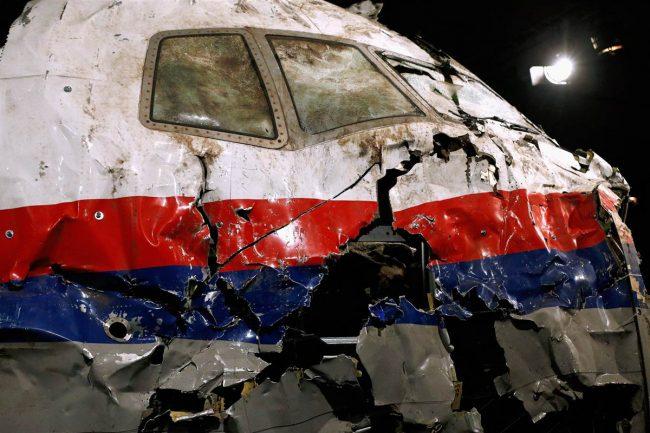 À propos de fake news : des nouvelles du vol MH17 abattu en Ukraine en 2014…