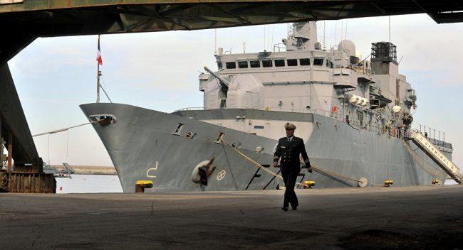 L'armée algérienne construira ses propres corvettes de patrouille ultrasophistiquées