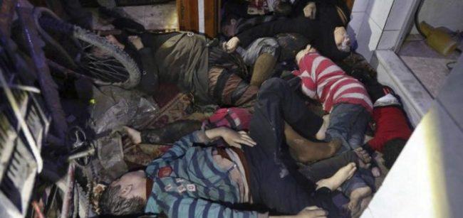 « Attaque chimique de Douma » : flagrant délit de mise en scène en vidéo