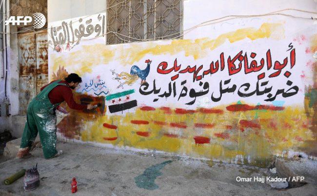 Une conflagration mondiale a été évitée de justesse en Syrie