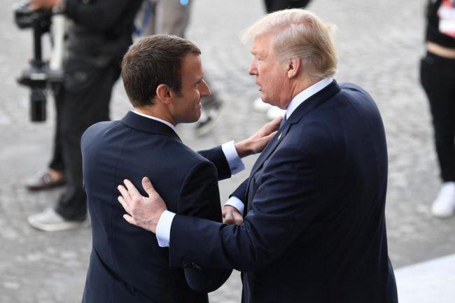 Lettre ouverte de Richard Labévière à Emmanuel Macron