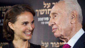 Natalie Portman a touché un nerf sensible, et cette brave sioniste est donc taxée d'antisémitisme…