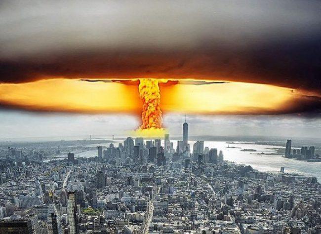 Nous risquons un Armageddon nucléaire