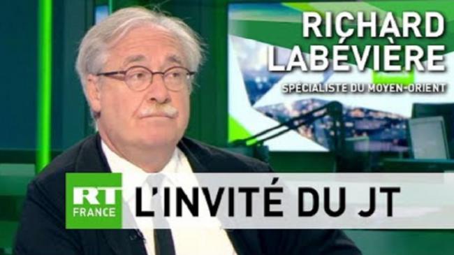 Richard Labévière : «Les Etats-Unis et leurs supplétifs veulent démanteler l'Etat syrien»