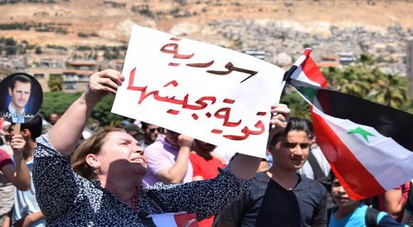 Syrie : Bombardements foireux à la Diafoirus !