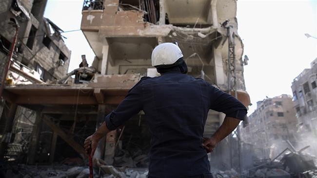 Le massacre de Douma : le dernier espoir pour la coalition américaine de ne pas perdre la Syrie