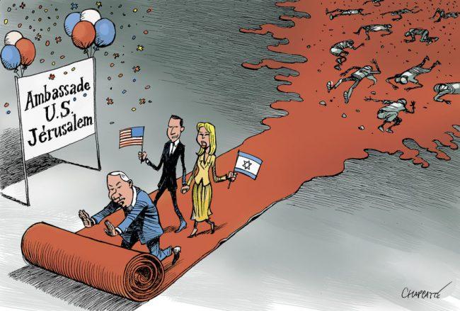 L'IMPUNITÉ D'ISRAËL