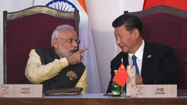 L'Inde est-elle en train de se tourner vers la Chine ?
