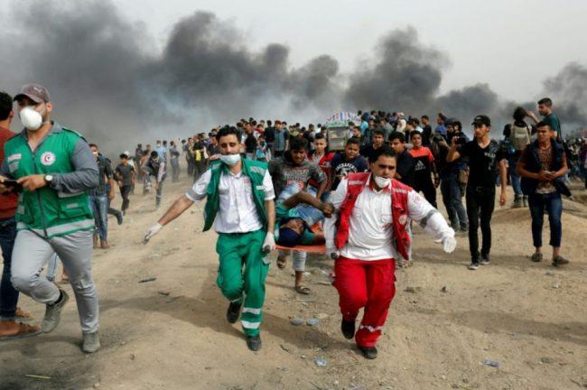 Israël tue, mais c'est la faute des Palestiniens et de l'Iran !