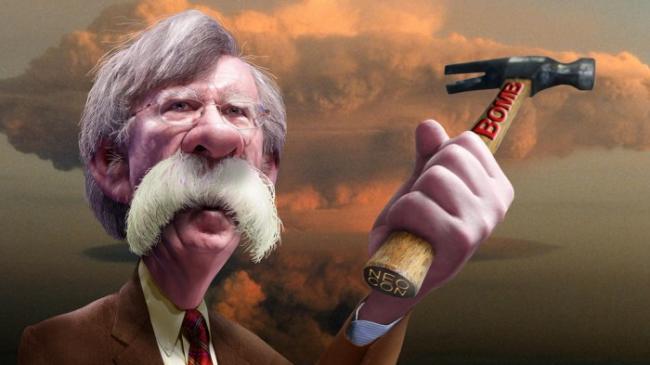 John Bolton a déjà saboté un accord avec la Corée du Nord