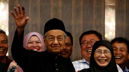 Un revers pour l'Arabie Saoudite en Malaisie: Mahathir Mohamad reprend le pouvoir