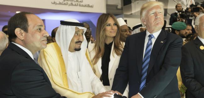 Avec le soutien des dictatures arabes, Trump veut liquider la cause palestinienne