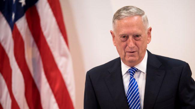 Mattis le « Chien enragé », pleure la perte américaine d'autorité morale !