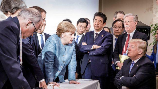 L'OTAN gratte à la porte de l'Ours