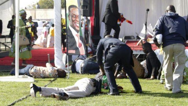 Zimbabwe : Un attentat à Bulawayo vient perturber la campagne électorale