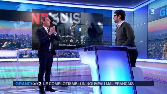 Calomnies sur France 3 : Michel Collon réclame un droit de réponse