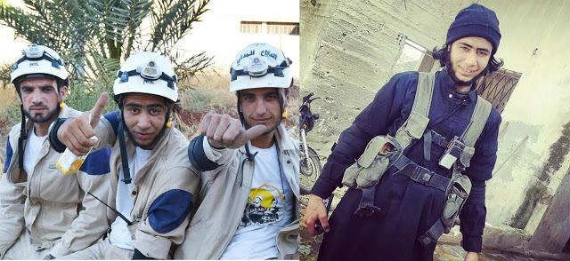 Les Casques Blancs exfiltrés par Israël: l'aveu!