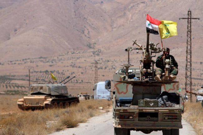 Mission accomplie pour le Hezbollah en Syrie
