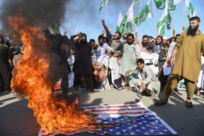 Le Pakistan et l'Amérique sont en proie à une grave crise diplomatique